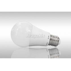 LED ΛΑΜΠΑ LED E27 10W 230V ΦΥΣΙΚΟ 4500K