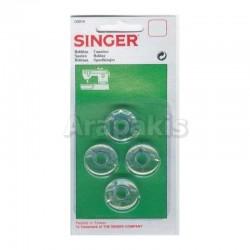 Πλαστικά μασουράκια της SINGER